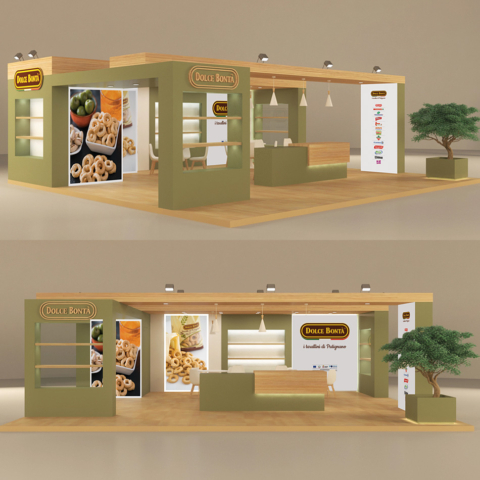 dolce bonta progetto stand tuttofood