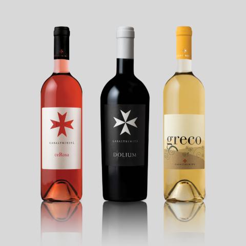 Fotografare le bottiglie di vino