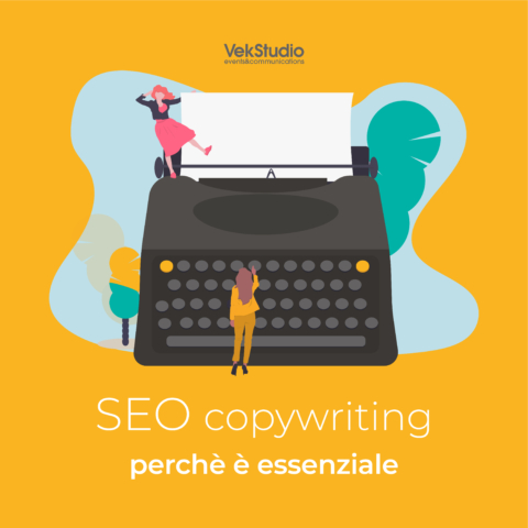 SEO copywriting because it is essential