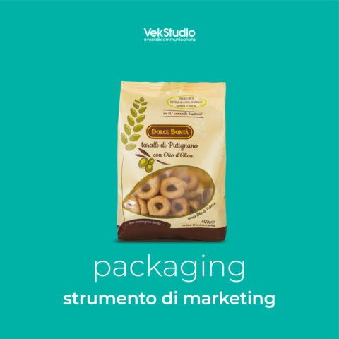 PACKAGING strumento di marketing