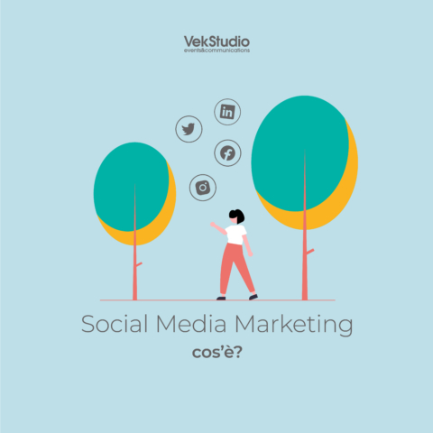 SOCIAL MEDIA MARKETING a mix of communication on different social networks